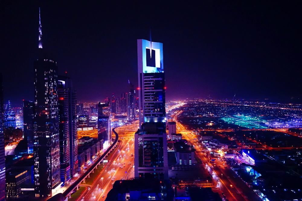 Open-Air бум в Дубаи
