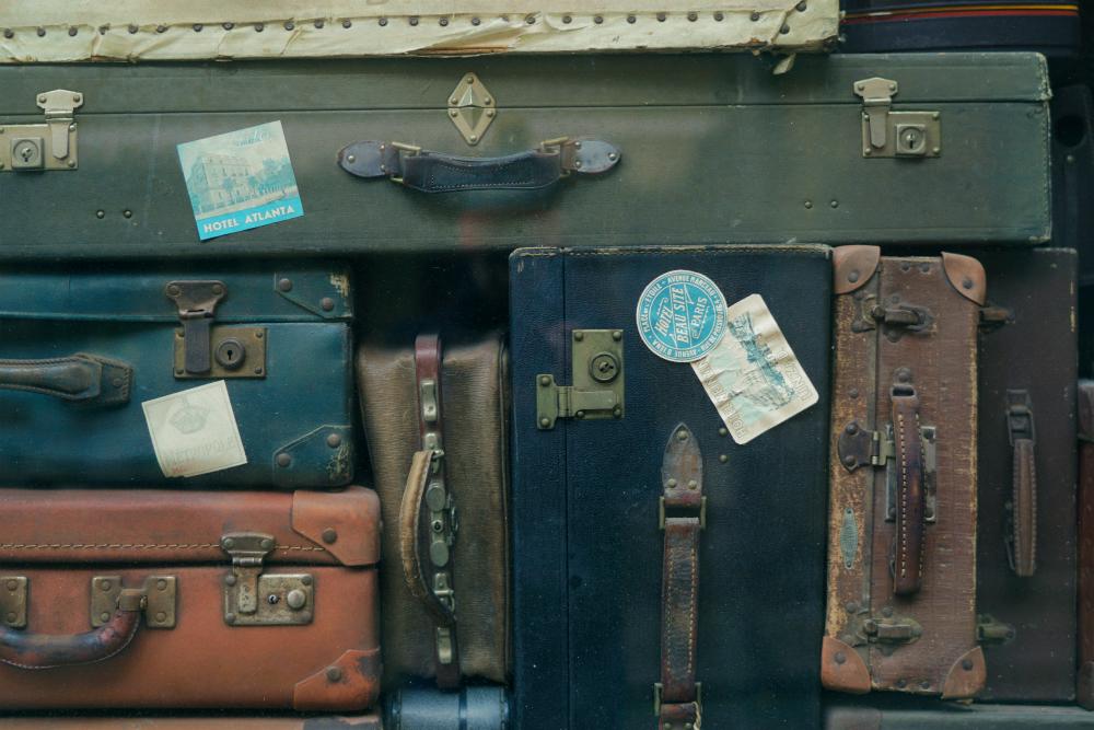 Дама сдавала в багаж… килограммы перевеса