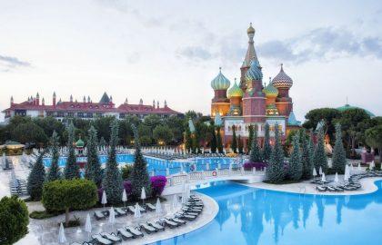 Hotel à la russe