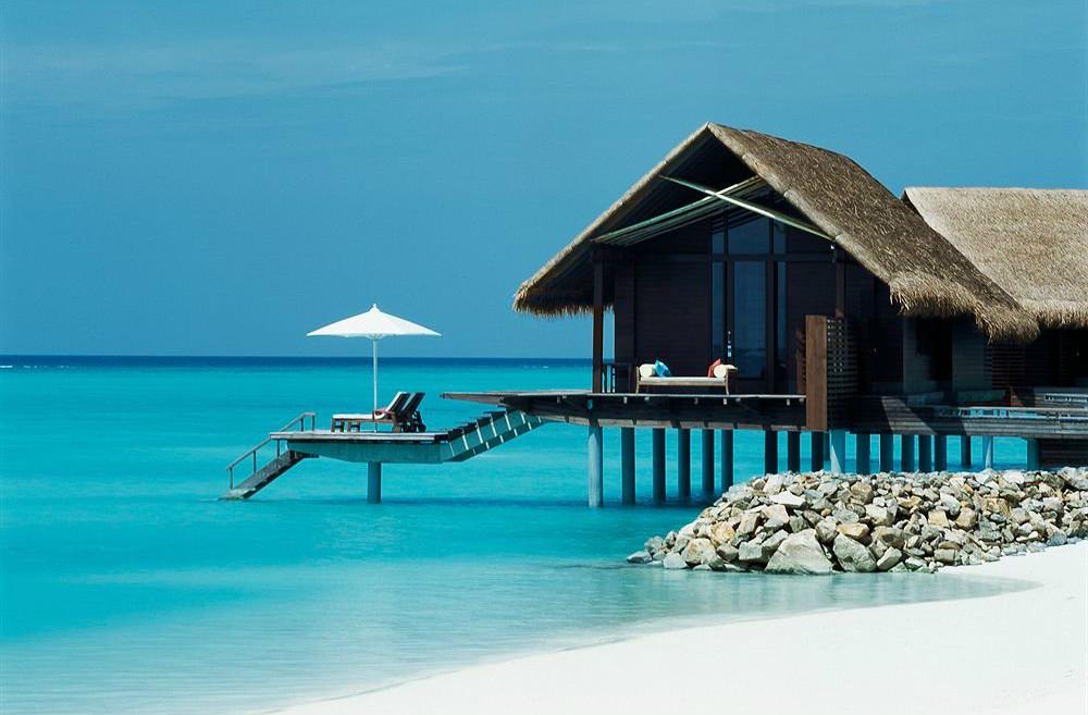 SPAсение в Азии: лучшие SPA отели