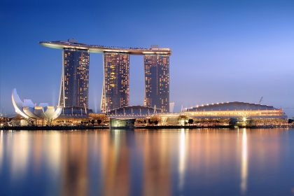 ТОП-10 лучших отелей Азии 2011 года