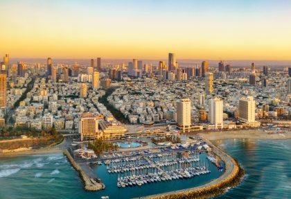Тель-Авив: все кошерно