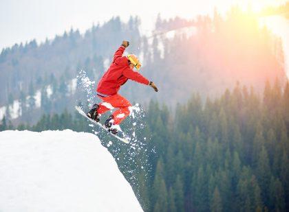 С доской по жизни: лучшие сноубордические курорты Австрии
