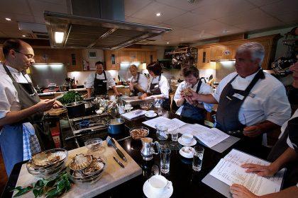 «Иду на Вы» или где взять мастер-класс у лучших поваров планеты