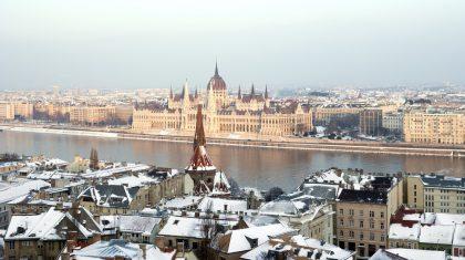 Гид по городу: почему Будапешт особенно прекрасен в декабре