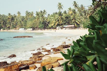 Сказки острова Ланка. Часть первая