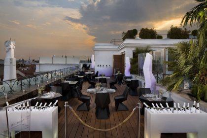 Отель недели: ME Madrid. От пансиона для матадоров до лучшего мужского отеля