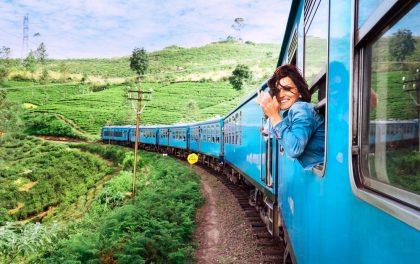 10 самых живописных железнодорожных маршрутов планеты