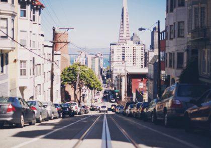 Неделя в Городе: Сан-Франциско