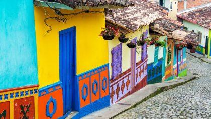 Колумбия – путешествие за яркими впечатлениями