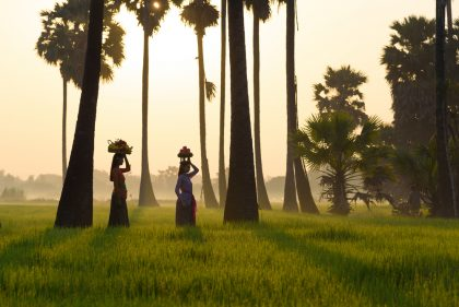 Ленивый остров Бали