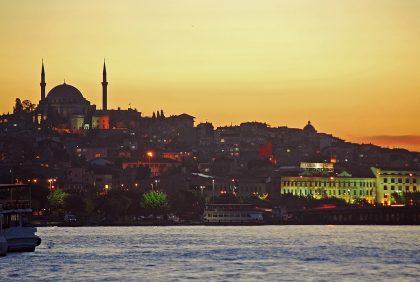 Женский день в Стамбуле