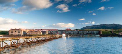 Отель недели: дизайнерский портовый холодильник The Singular Patagonia