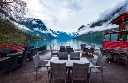 Викинги на кухне : путеводитель по лучшим скандинавским ресторанам