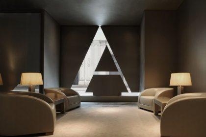 Отель недели: храм безупречного стиля Armani Milano