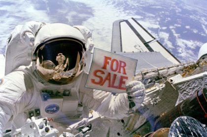 Космический туризм без отрыва от Земли