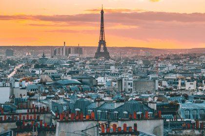 Un printemps à Paris, или догнать весну в Париже
