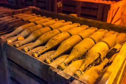 История шампанского, или откуда родом игристое вино