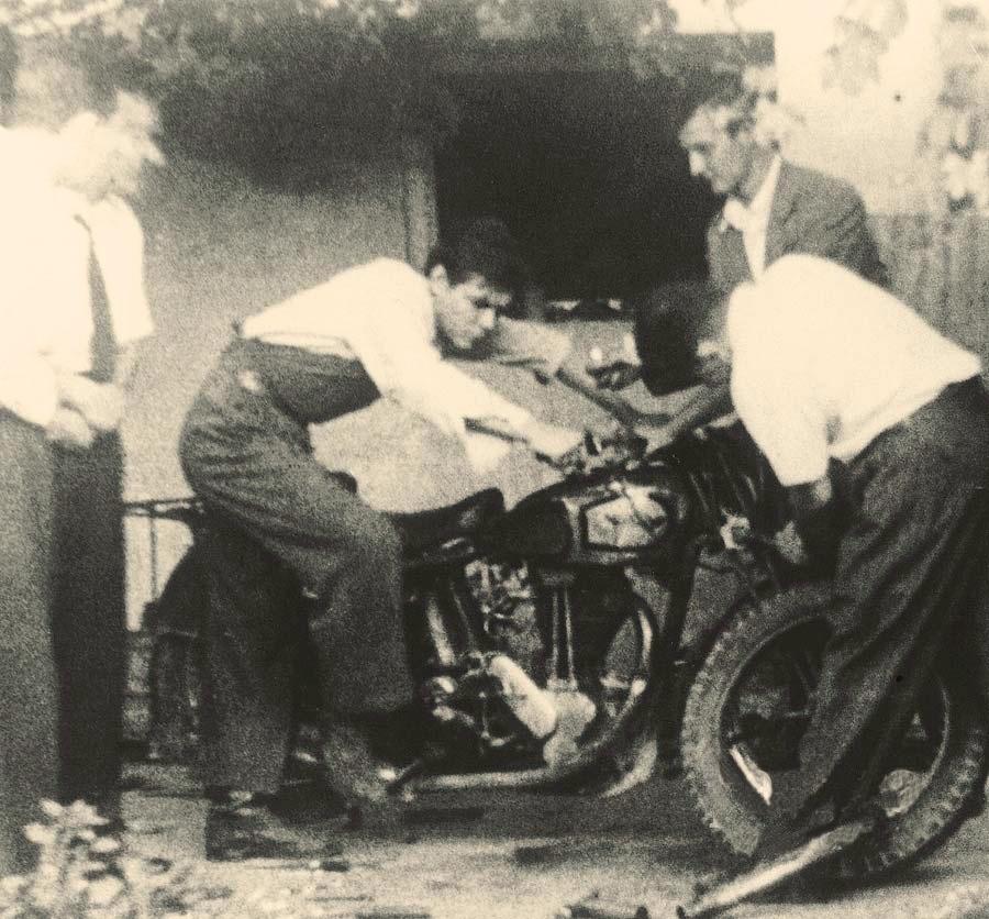 motorcycle training essay