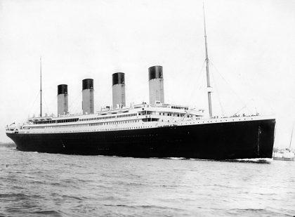 """""""Титаник"""": Путешествие 100 лет спустя"""