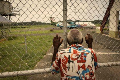 Культ ка́рго — религия самолётопоклонников Чёрных островов Меланезии.
