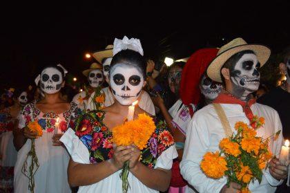Мексиканские страшные сказки, или Мадонна с косой.