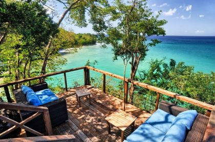 Отель недели: рай для молодоженов в Secret Bay