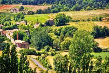 Франция: винные маршруты