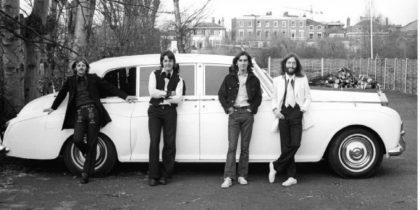 Часть №10: The Beatles в Индии  (о том, как неудачное путешествие обернулось записью успешного альбома)