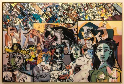 Путешествие за вдохновением #2: Дали, Пикассо, Кандинский, Миро и Мондриан