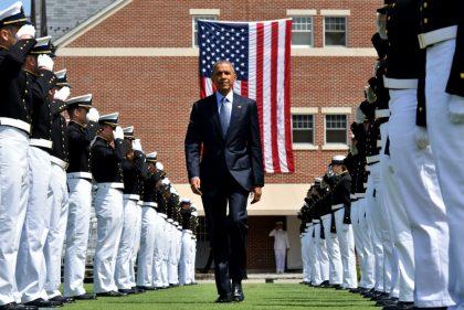 Правила путешествий Барака Обамы