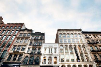 Отель недели: Mondrian Soho — романтический оазис на Манхэттене