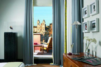 Отель недели: Portrait Suites — секрет от Salvatore Ferragamo