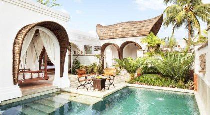 Отель недели: сокровища махараджей в Vivanta by Taj Bekal