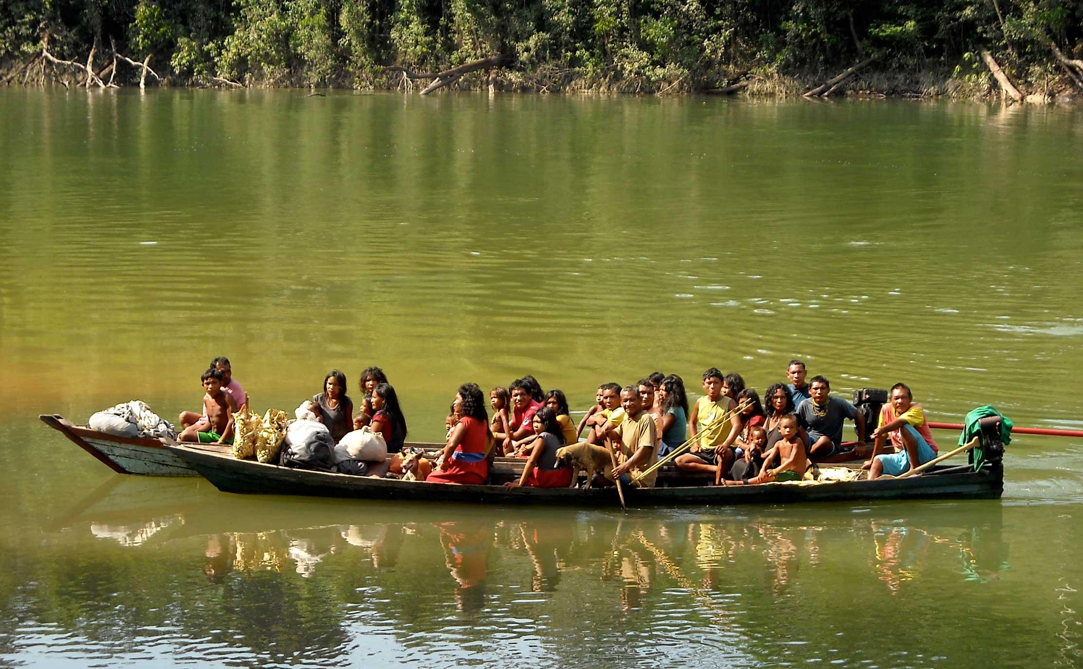 Пираха — самые счастливые люди Планеты. (О том, как христианский миссионер стал атеистом в джунглях бразильской Амазонии)