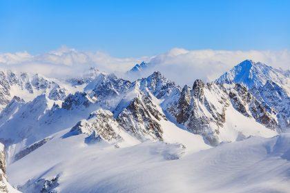 Две недели в Альпах без лыж и сноуборда