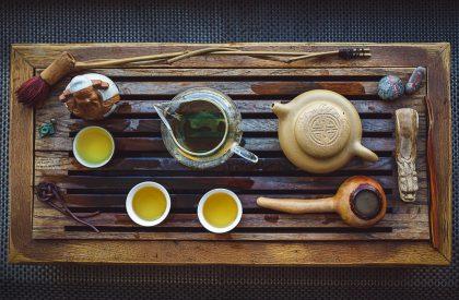Еще чашечку? Чайные традиции со всего света