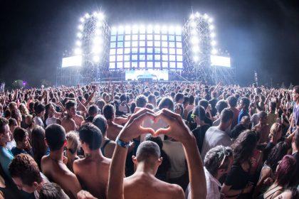 Музыкальное лето. Часть 1: Фестивали