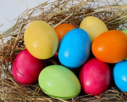 За яйцами! Поиск яиц и другие пасхальные традиции