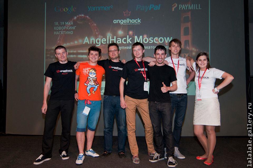 Разработчики Островка победили на AngelHack Moscow