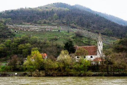 Побег из Вены: долина Вахау