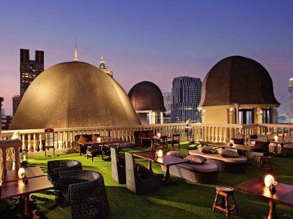 Отель недели: путешествие в Сиам XIX века в Hotel Muse Bangkok