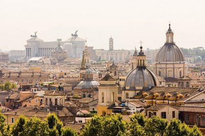 Что посмотреть в Риме: лучшие обзорные площадки города