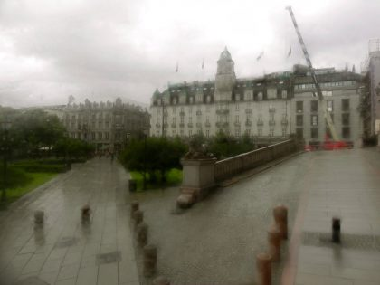 Письмо редактора: дождь — не повод зачехлить камеру