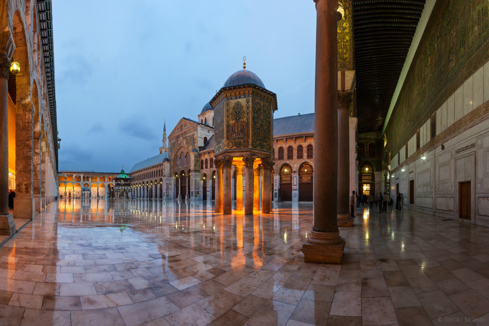 Экстремальный туризм: война и мир в Дамаске. Часть I