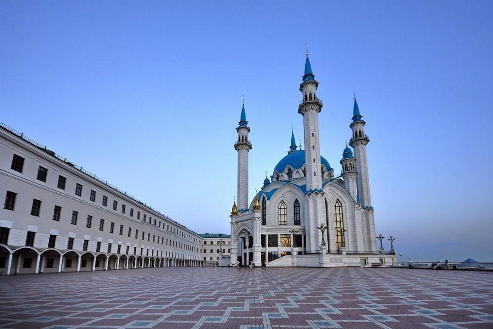 Что посмотреть в Казани или как побывать за границей, не выезжая из России