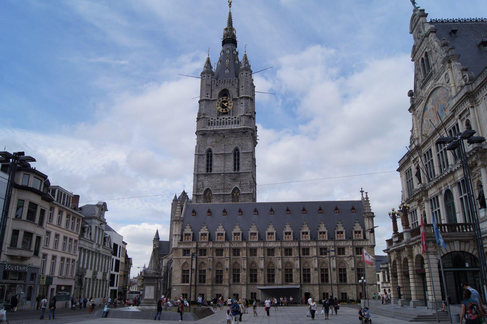 Готика в шоколаде: что посмотреть в Бельгии за три дня