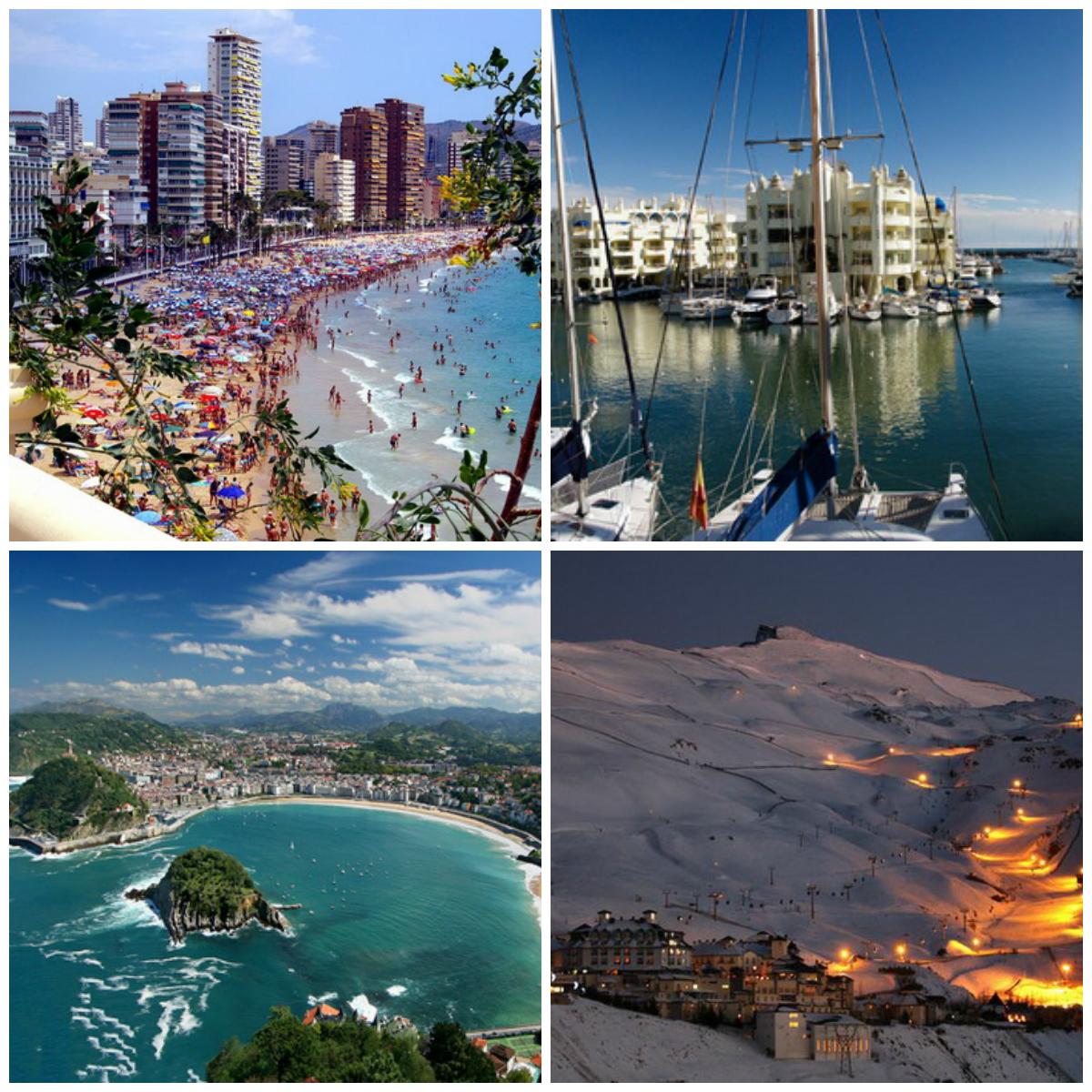 5 модных курортов Испании, о которых вы не знали