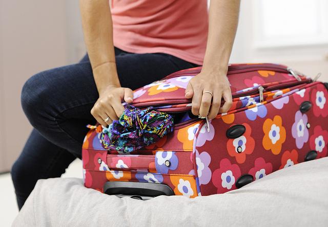 Взять нельзя забыть или как правильно собрать чемодан. Часть I