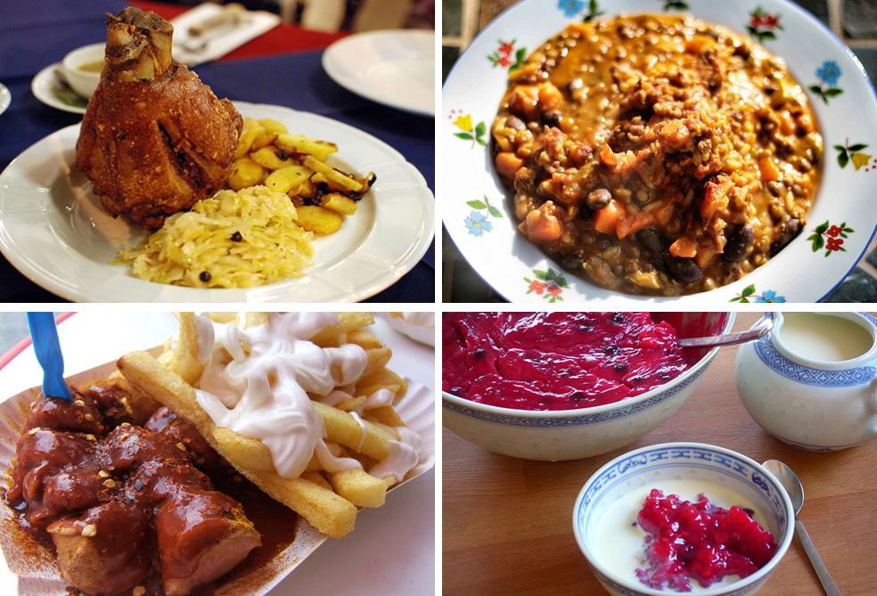 Советы со вкусом: 5 блюд, которые нужно попробовать в Германии